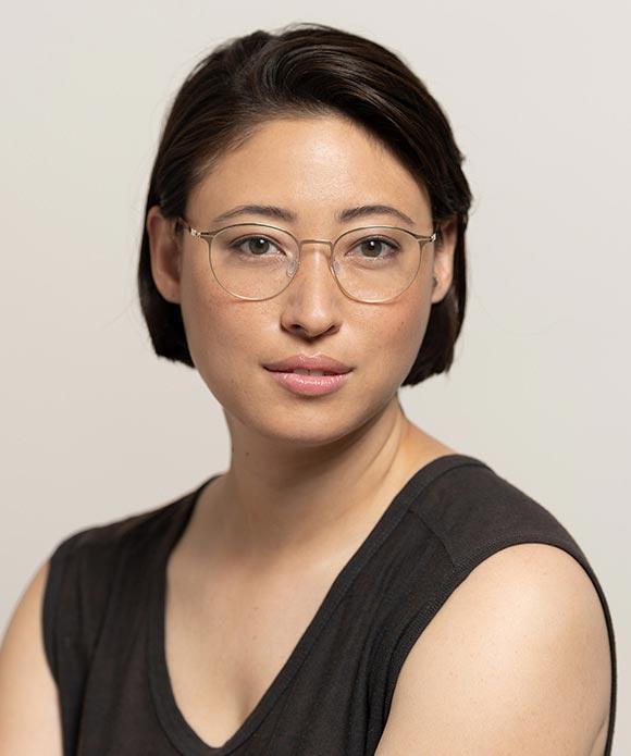 IC Berlin Amihan Brille in Rose Gold beim Optiker Waldegg